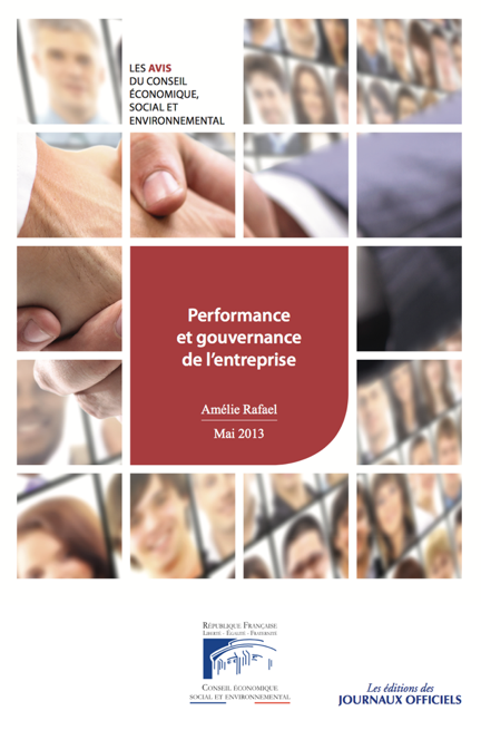 Rapport CESE